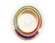 โปรโมชั่น Pe Tomana 8X Multicolor Pe8 80 Lb 50Mm 40Kg 100M ไทย