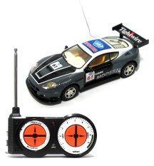 Play Us รถบังคับวิทยุ โมเดลรถแข่ง รุ่น 2010 3 Black เป็นต้นฉบับ