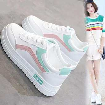 รองเท้าผ้าใบ รุ่น-SPM  มีเก็บเงินปลายทาง