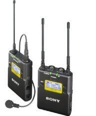 ราคา Sony ชุดไมโครโฟนไร้สายแบบเหน็บเสื้อ รุ่น Uwp D11 Black Sony เป็นต้นฉบับ