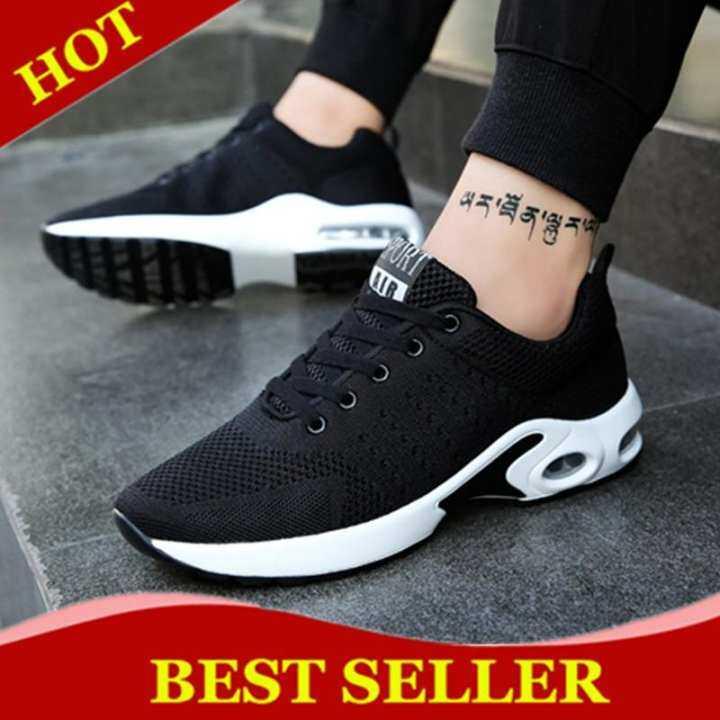 ZOQI Sneaker Pria Fashion Kolam Olah Raga Sepatu Running