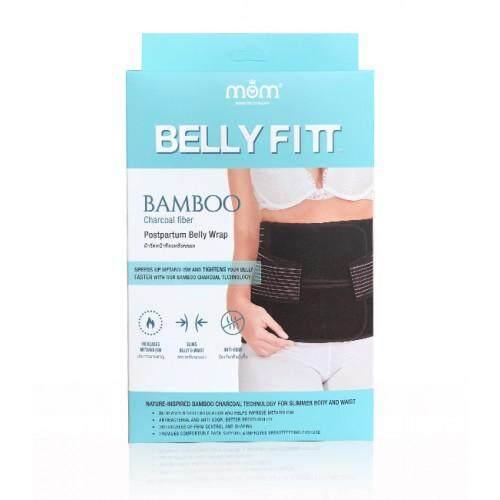 ราคา Ministry of mama ผ้ารัดหน้าท้องหลังคลอด รุ่นชาร์โคลแบมบู BELLY FITT BAMBOO (Size S-XL)