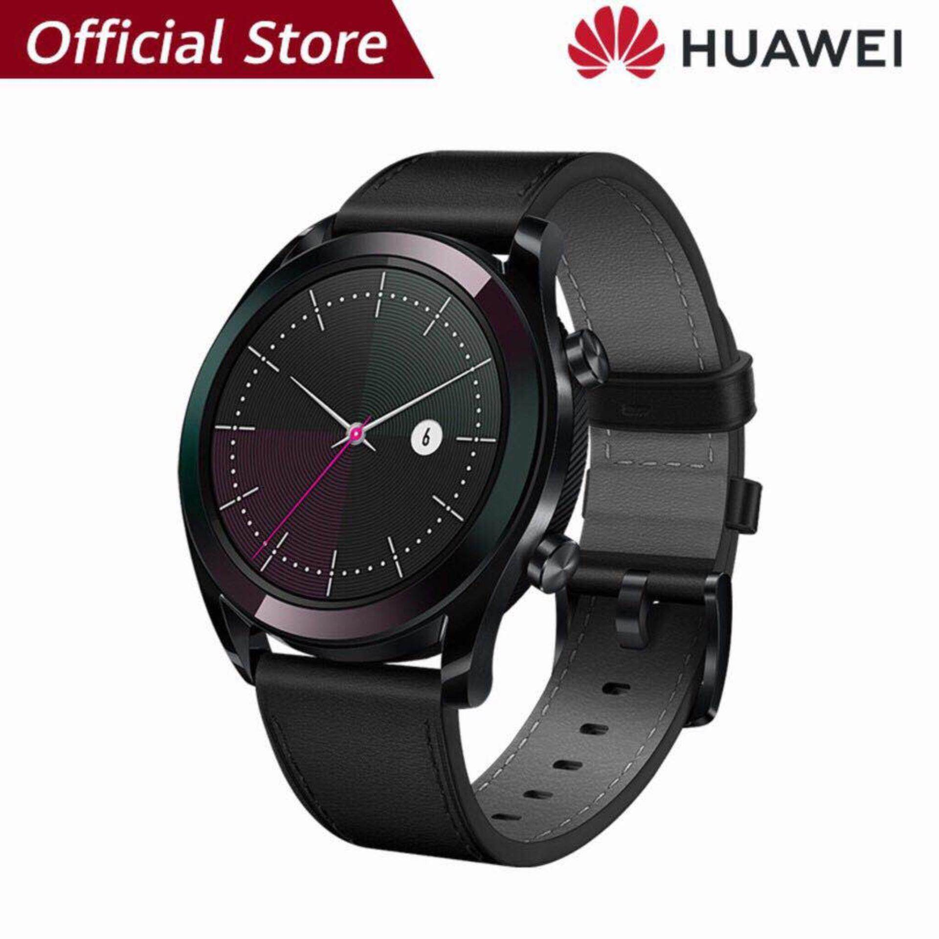 【รุ่น Elegant Edition】Huawei Watch GT แบตเตอรี่ที่แข็งแกร่ง