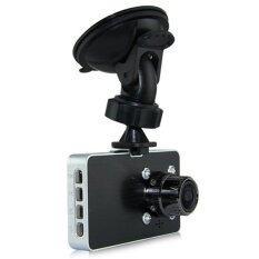 Super Car cameras กล้องติดรถยนต์ - Silver/Black