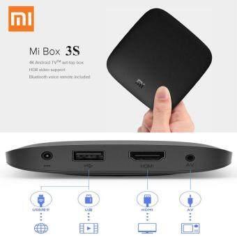 การส่งเสริม chinese vision Original Xiaomi Mi 3S TV Box