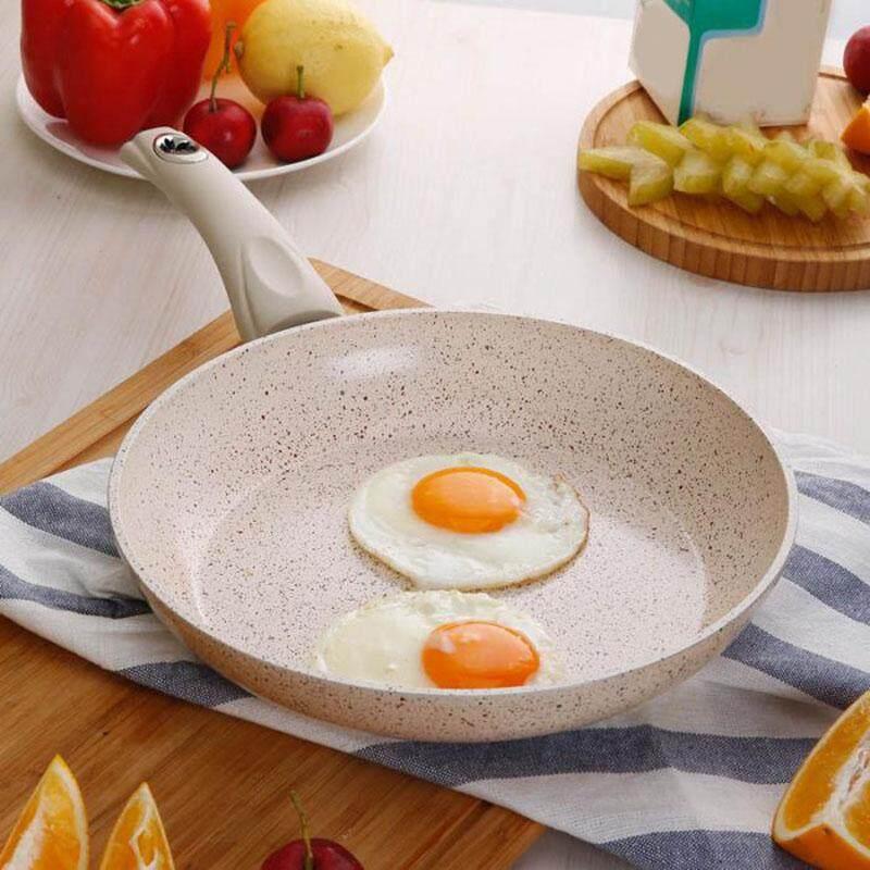 Aluminium Nonstick Frying Pan Cookware Pancake Egg Pot No Smoke Cooker Kitchen Tool Fq-Ing