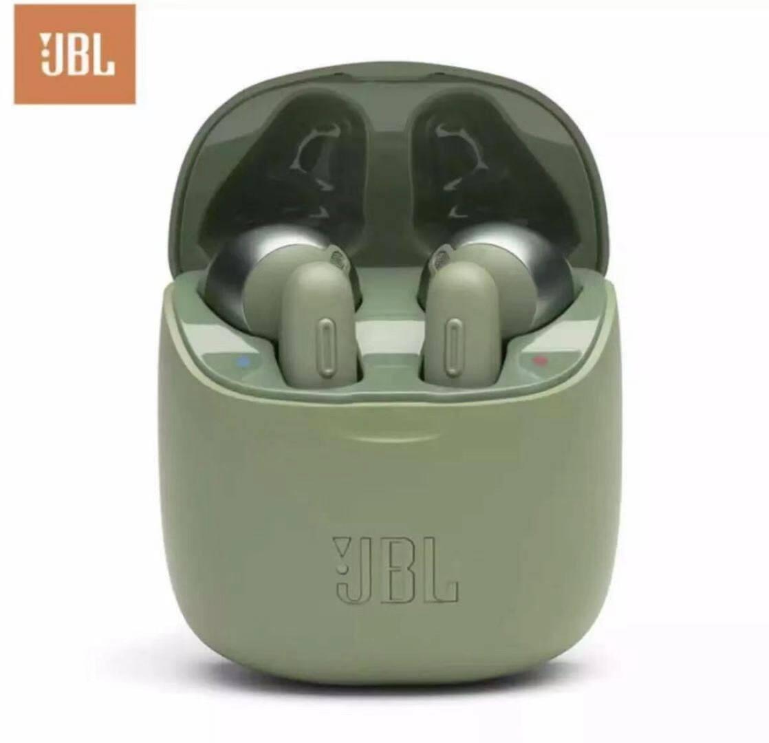 หูฟังไร้สาย JBL_ TUNE 220TWS True wireless earbuds Bluetooth 5.0 Headphones & Headsets Audio, Video & Entertainment Consumer Electronics