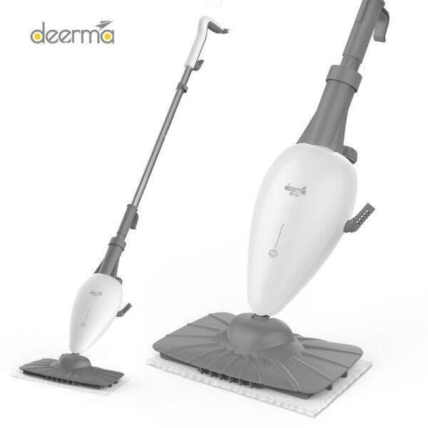 Deerma Zq100 Máy làm sạch bằng hơi nước mới nhất Máy phát điện lau nhà Máy xông hơi Máy hút bụi gia đình Máy làm sạch thảm gia đình Máy vệ sinh Máy giặt sàn