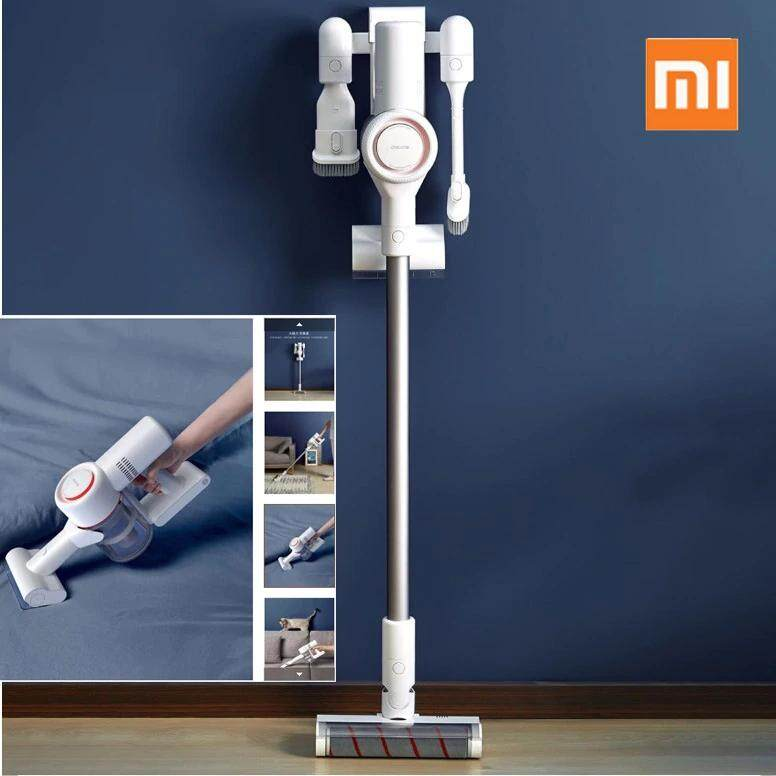 Xiaomi เครื่องดูดฝุ่นไร้สาย Mi Dreame V9 Cordless Vacuum Cleaners Handheld Vacuum Cleaners 400W 20000Pa Acarid-Killing For Home Car