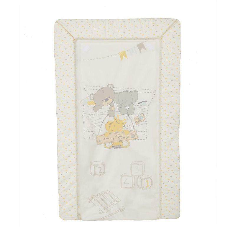Mothercare teddy's toy box changing mat RA373