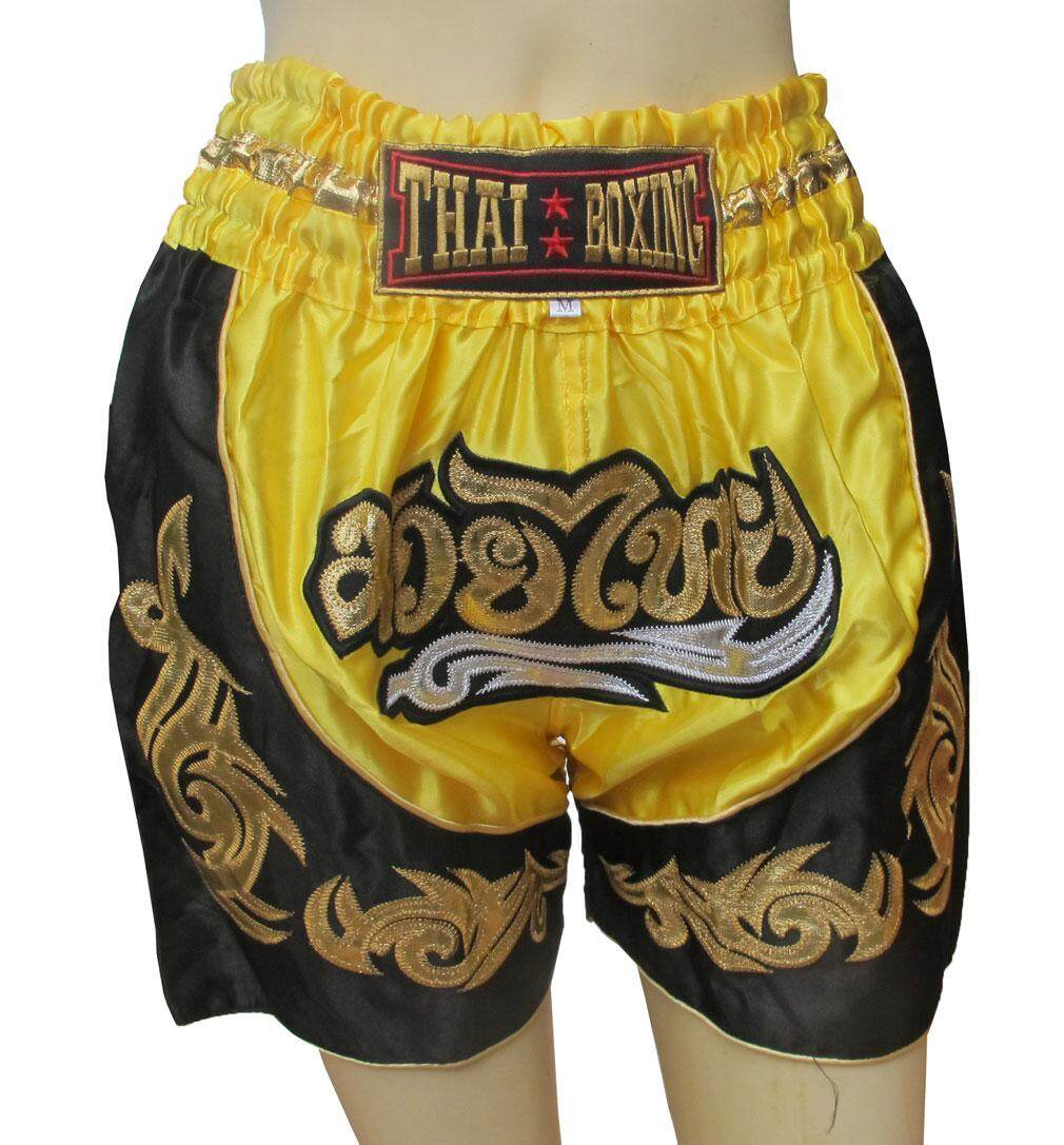 Good Leather สุดยอดของมวยไทยด้วยสีสันกางเกงมวยที่สดใส By Good Leather.