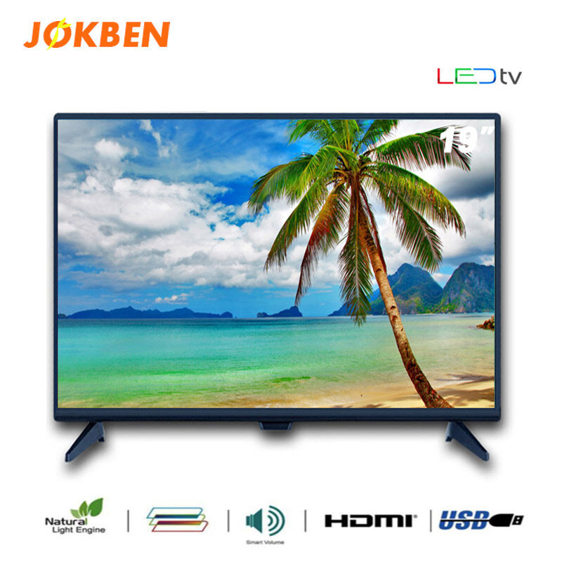 19 นิ้ว Led Tv อนาลอค ทีวี Hd Ready ฟรี สาย Hdmi (1xusb, 1xhdmi) ราคาพิเศษ.