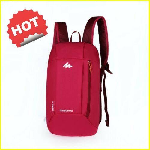 Hot Sale!! สินค้าดี มีคุณภาพ ราคาถูก [ของแท้ 100%] กระเป๋าผู้ชาย กระเป๋าผู้หญิง กระเป๋าเด็ก Quechua 10l อุปกรณ์กีฬา กระเป๋า กระบอกน้ำ ฟิตเนส กีฬา.