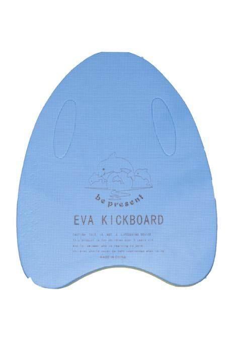 Bepresent Swimming Plastic Kickboard แผ่นพลาสติกฝึกซ้อมว่ายน้ำ.