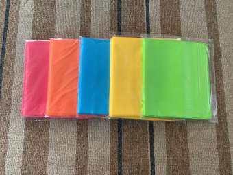 ซองไปรษณีย์พลาสติก สีพื้น ไม่จ่าหน้าแพ็ค 25ใบ/50ใบ เบอร์ 3 ขนาด 32 x 45 ซม. ใส่เสื้อได้ 10ตัว ทำจากวัสดุคุณภาพ สีทึบ มองไม่เห็นชิ้นงาน แถบกาวเหนียว ติดแน่น เนื้อหนา