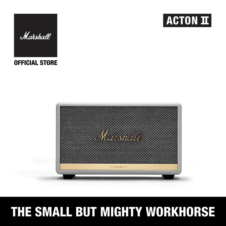 ยี่ห้อนี้ดีไหม  เลย Marshall Acton II bluetooth speaker - ลำโพงบลูทูธ Marshall Acton II