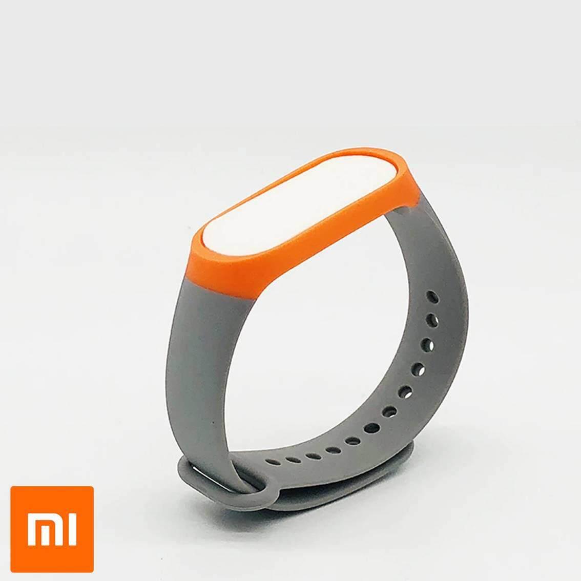 ++สินค้าพร้อมส่งจากไทย++ Xiaomi สายรัดข้อมือ Wristband Strap for Xiaomi Mi Band 3,4 สายสำหรับเปลี่ยน Xiaomi Mi Band 3,4