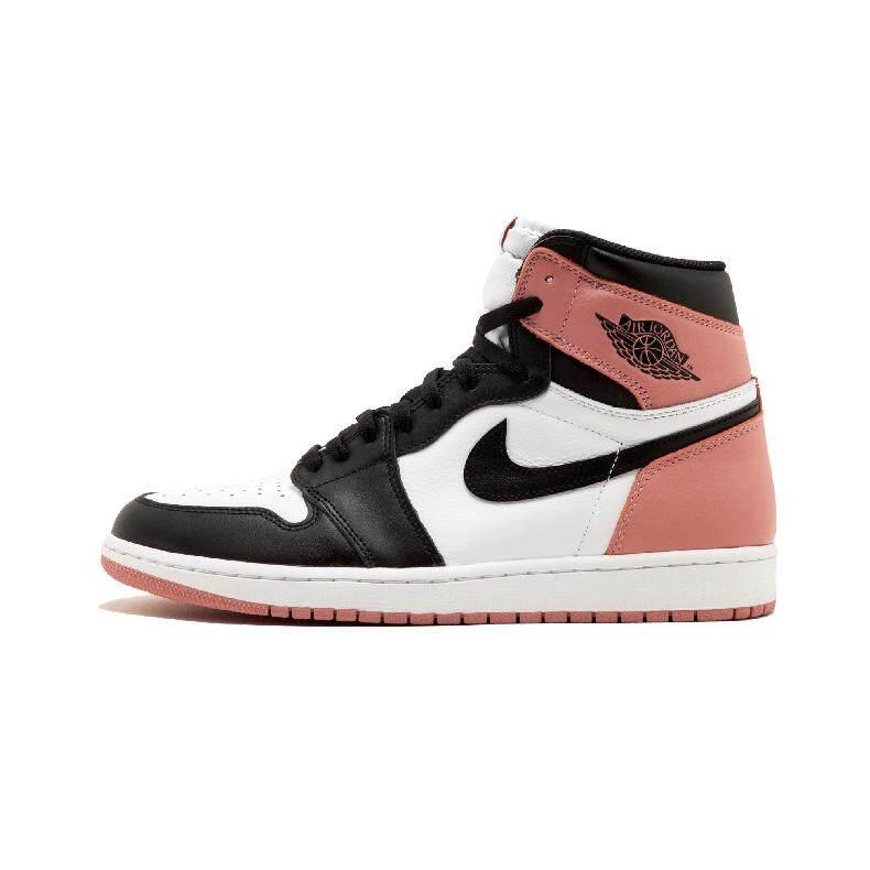 nike AIR Jordan 1 Retro High OG AJ1 Women s Basketball Shoes Outdoor  Shock-absorbing Sneakers e5f373470237