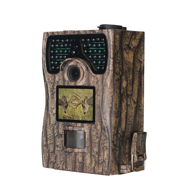 Trail Game Camera with Night Vision Motion Activated 1080P 12MP Hunting Trap Cameras Waterproof IP66 for Outdoor Wildlife Watching