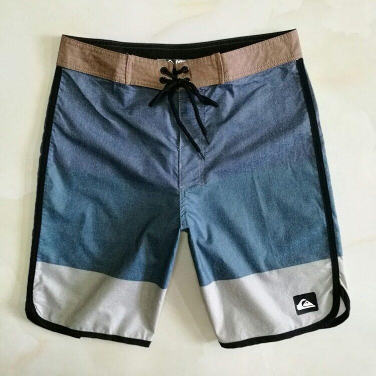 Quicksilverว่ายน้ำ กางเกงขาสั้นผช กางเกงดำน้ำ กางเกงขาสั้นใส่ว่ายน้ำ เดินชายหาด แห้งไว สำหรับผู้ชาย กางเกงเซิร์ฟ Quicksilver Surf.