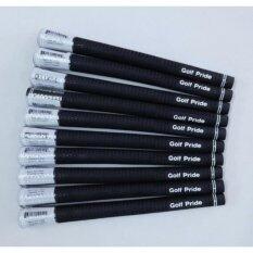 ราคา 10 Pcs กริบไม้กอล์ฟ Golf Grip Black Colour By Pgm สีดำ 10ชิ้น Pgm เป็นต้นฉบับ