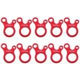 ส่วนลด 10 ชิ้น Quick Knot เต็นท์หัวเข็มขัดลม Antislip ตั้งแคมป์ขันตะขอ Unbranded Generic