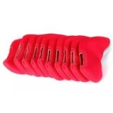 10Pcs Set Golf Iron Club Head Cover Iron Putter Head Protector Case ใน กรุงเทพมหานคร