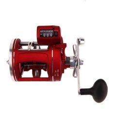 11 1Bb Fishing Line Counter Trolling Reels Right Handle Acl Bait Wheel Intl ใน จีน