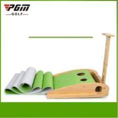 ซื้อ 11Golf พรมซ้อมพัตต์กอล์ฟ Pgm Woods Tl002 ผลิตจากไม้จริง ออนไลน์ ถูก