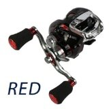 ขาย 13 Bb Baitcasting Reel Two Colors Casting Reel Centrifugal And Magnetic Brake System Bass Fishing Carp Fishing Reel Left Hand ออนไลน์ ใน จีน