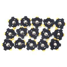 14Pcs Golf Shoe Spikes Replacement Champ Cleat Scr*w Fast Foot For Joy Intl จีน