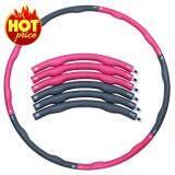ส่วนลด ฮูล่าฮูป รุ่น 1 5 Kg สำหรับผู้เล่นน้ำหนัก 45 60 Kg สีชมพูเทา