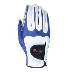 ราคา 1Pc Men S Golf Gloves Pu Leather Left Right Hand Moisture Wicking Golf Glove Intl Vwinget เป็นต้นฉบับ