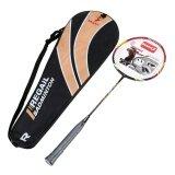 ซื้อ 1Pcs Carbon Fiber Aluminum Alloy Training Badminton Racket Racquet With Carry Bag Sport Equipment Durable Lightweight Intl ฮ่องกง