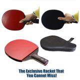 ขาย 1X Brand Quality Carbon Fiber Table Tennis Racket Blade With Double Face Racket Rubber Bat Boll Nano V With Bag Table Tennis Bat Intl ออนไลน์ ใน จีน