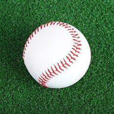 ราคา 6 99ซมขาวแนวกีฬาเบสบอลซอฟท์บอลกีฬากลางแจ้งลูกซ้อม ขาว Unbranded Generic เป็นต้นฉบับ