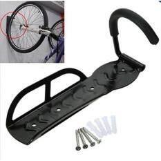 ขาย ซื้อ ที่แขวนจักรยานแบบแขวนล้อแพค 2 ชิ้น สีดำ ใน ไทย