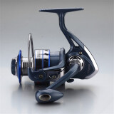 ซื้อ 2016 Best Quality Hot Super Allblue Technology Fishing Reel 12Bb 1 Bearing Balls 6000 Series Abjf Spinning Reel Boat Rock Fishing Wheel Lake Blue ใหม่ล่าสุด