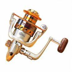 ซื้อ 2018 แบรนด์ใหม่อลูมิเนียม Spool Superior อัตราส่วน 5 5 1 12Bb Baitcasting Fishing Reel Spinning Reel 3000