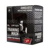 ซื้อ 2017 Newest Elevation Training Mask 2 High Altitude Fitness Outdoor Sport 2 Training Mask Supplies Equipment Black L Size Intl ถูก