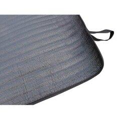 ขาย 2017 Outdoor Camping Yoga Pad Mat Mattress Camping Sleeping Pad Aluminum Single Intl ใหม่