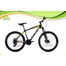 ซื้อ จักรยานเสือภูเขา26 Kiri Mayon Black Yellow ถูก กรุงเทพมหานคร