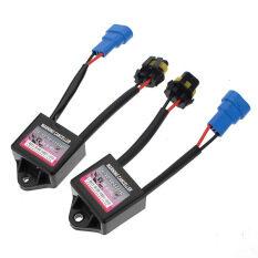 ขาย 2X Warning Error Decoder Canceller Anti Flicker Capacitor Kit For Xenon Hid Light ใน จีน