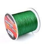 ขาย 300M Durable Fishing Line Pe Four Strand Braid Fish Line Green 1 15Lb Intl ผู้ค้าส่ง