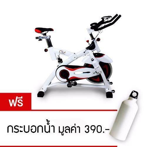 จักรยานออกกำลังกาย  360 ONGSA FITNESS รุ่น 360oFITNESS-AM-S2000T-ขาว Sale สุด ๆ ลด -40%
