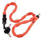 ราคา 360Wish Anti Theft Bike Key Lock Mountain Bike Safety Chain Lock Bicycle Accessories Orange Black Intl 360Wish ใหม่