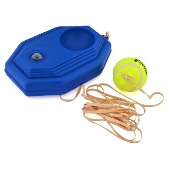 360WISH ยางคู่เดียวที่สนามฟุตบอลสำหรับผู้เริ่มต้นฝึกปฏิบัติสีน้ำเงิน+เรืองแสงสีเขียว (ส่งออก)