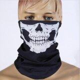 3Pcs Crossbone Cool Face Mask Scarf For Motorcycle Riding Cycling Outdoor Sport Intl ใหม่ล่าสุด