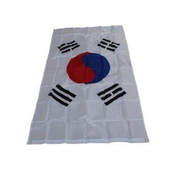 3X5 เกาหลีใต้ธงแบนเนอร์ธงใหม่-นานาชาติ