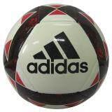 ซื้อ ลูกฟุตบอลหนังเย็บ เบอร์ 5 Adidas Bq 8718 Starlancer V ขาวดำ